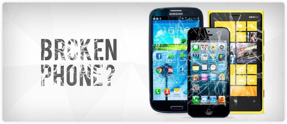 Samsung Broken Phone Services